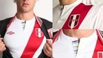 Encuesta: ¿Qué le parece el nuevo modelo de la camiseta de Perú?