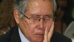 Alberto Fujimori seguirá tres días más en el INEN