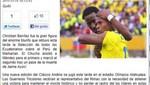 Prensa ecuatoriana elogia a su selección llamándolos 'Fantásticos guerreros ecuatorianos'