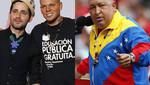 Hugo Chávez cantará junto a René Pérez de Calle 13