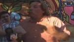 Congreso pedirá investigar a chileno que intentó develar busto de Polay