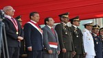 Ollanta Humala anuncia elevación sustancial de remuneración a tropas militares