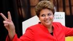 Brasil: Dilma Rousseff cuenta con 72% de aprobación