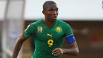 Eto'o fue suspendido por 7 fechas de la selección de Camerún