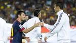 Messi y CR7, gloriosa rivalidad