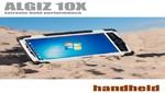 Handheld lanza la Algiz 10X, una tablet robusta de 10 pulgadas para uso en exteriores