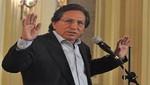 Alejandro Toledo: Ollanta Humala es insensible para aumentar sueldo a maestros