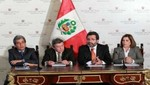 Habrá modificaciones al Código Procesal Penal para mejorar lucha contra la inseguridad ciudadana