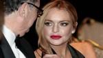 Lindsay Lohan terminó herida luego de pelear con su mamá