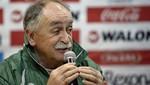 DT de Bolivia: espero que mis jugadores se diviertan con Perú