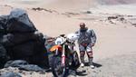 Felipe Ríos corre en Marruecos el 'Miini' Dakar