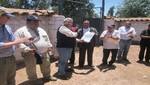 Primer puesto de control y vigilancia en el Santuario Histórico de la Pampa de Ayacucho