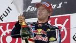 F1: Vettel con Red Bull gana GP de Corea y es nuevo líder del mundial