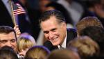 Encuesta: Romney encima de Obama por 3 puntos