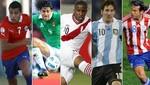 Eliminatorias Brasil 2014: Programación de la décima fecha