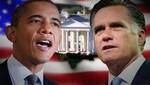 Sondeo: Obama sigue arriba de Romney por 3 puntos