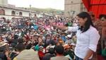 Nadine Heredia: el terrorismo todavía está presente en el Perú [VIDEO]