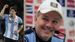 Sabella sobre gran momento de Argentina: Es fundamental que Messi siempre este feliz