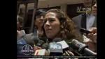 Cecilia Chacón fue condenada a 4 años de cárcel por enriquecimiento ilícito [VIDEOS]