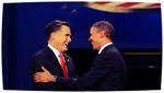 Obama busca hoy recuperar intenciones de voto ante Romney en crucial debate en Nueva York