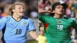 Eliminatorias Brasil 2014: Bolivia goleó 4 a 1 a Uruguay