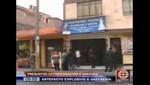 Extorsionadores hacen explotar una tienda en S.J. Lurigancho [VIDEO]