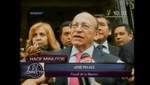 Fiscal Peláez: La sentencia de la congresista Chacón se dio en el marco de un debido proceso [VIDEO]