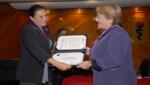 Michelle Bachelet es nombrada Doctora Honoris Causa por la UPCH