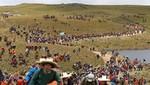 Cajamarca: opositores a Conga generan miedo a niños con disparos