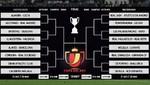 Real Madrid y Barcelona se enfrentarían en la semifinal de la Copa del Rey