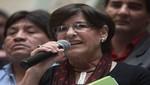 Susana Villarán a Fujimori: mejor pida perdón a las víctimas de las matanzas [VIDEO]