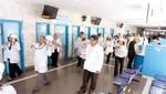 Huelga de Médicos: entregarán el Hospital Santa Rosa este lunes [VIDEO]
