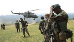 Ejército rechaza pocas municiones y alimentos en el Vraem