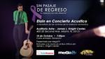 MegaTV presenta a Elain en concierto acústico a beneficio de las víctimas de Violencia Doméstica