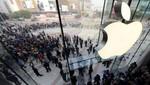 Apple abre su tienda más grande en Asia