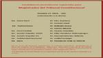 Candidaturas a Magistrados del Tribunal Constitucional : 17 de octubre 2012