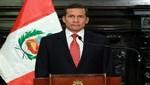 Ollanta Humala sobre salida de Antauro por Año Nuevo: el presidente no ve temas familiares [VIDEO]