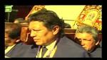 Celebran procesión del Señor de los Milagros en Chile [VIDEOS]