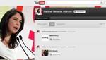 Nadine Heredia abrió su propio canal en YouTube