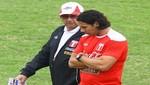 Sergio Markarián: Claudio Pizarro es el mejor jugador de Perú