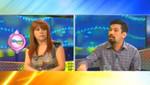 Magaly Medina y Aldo Miyashiro retiran mutuas demandas [VIDEO]