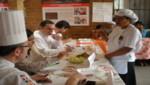 Comedores Populares también participaron en la semana del sabor