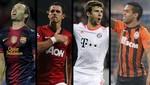 Champions League: Estos son los resultados de la jornada del martes