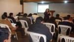 Funcionarios del Gobierno Regional de Huancavelica se capacitan en gestión de riesgos de desastres