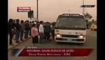 Lima: paro produjo malestar en la población y largas colas para tomar Metropolitano [VIDEO]