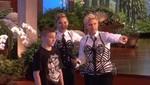 Madonna mojó a su hijo en el show de Ellen [VIDEO]