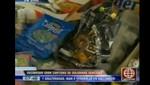 Incautan media tonelada de golosinas vencidas en Magdalena del Mar [VIDEO]
