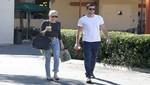 Miley Cyrus y Liam Hemsworth de paseo por Los Ángeles