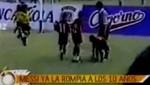 Lionel Messi marcó su primer gol de tiro libre en el Perú [VIDEO]