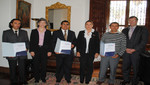 Tres científicos peruanos realizarán investigación gracias a becas de la Universidad Cayetano Heredia, Concytec y el Ministerio Francés de Asuntos Extranjeros